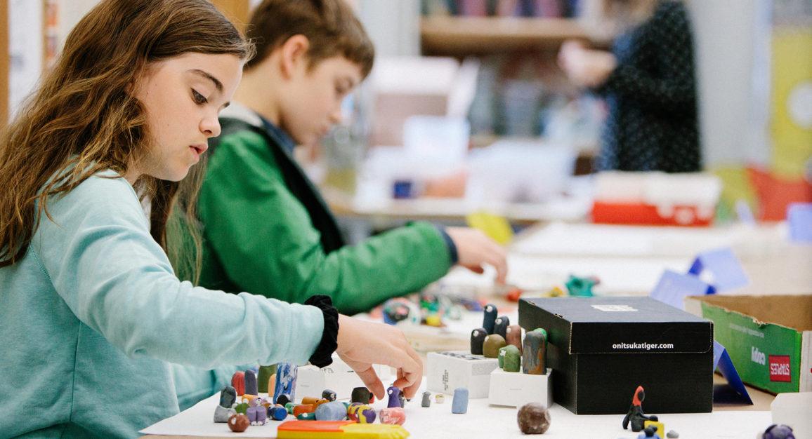 Arts Umbrella Sessional Art & Design classes