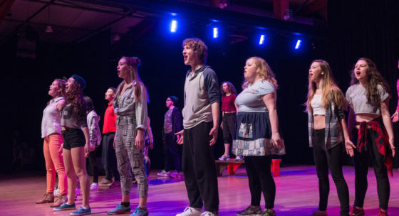Arts Umbrella Theatre Intensives
