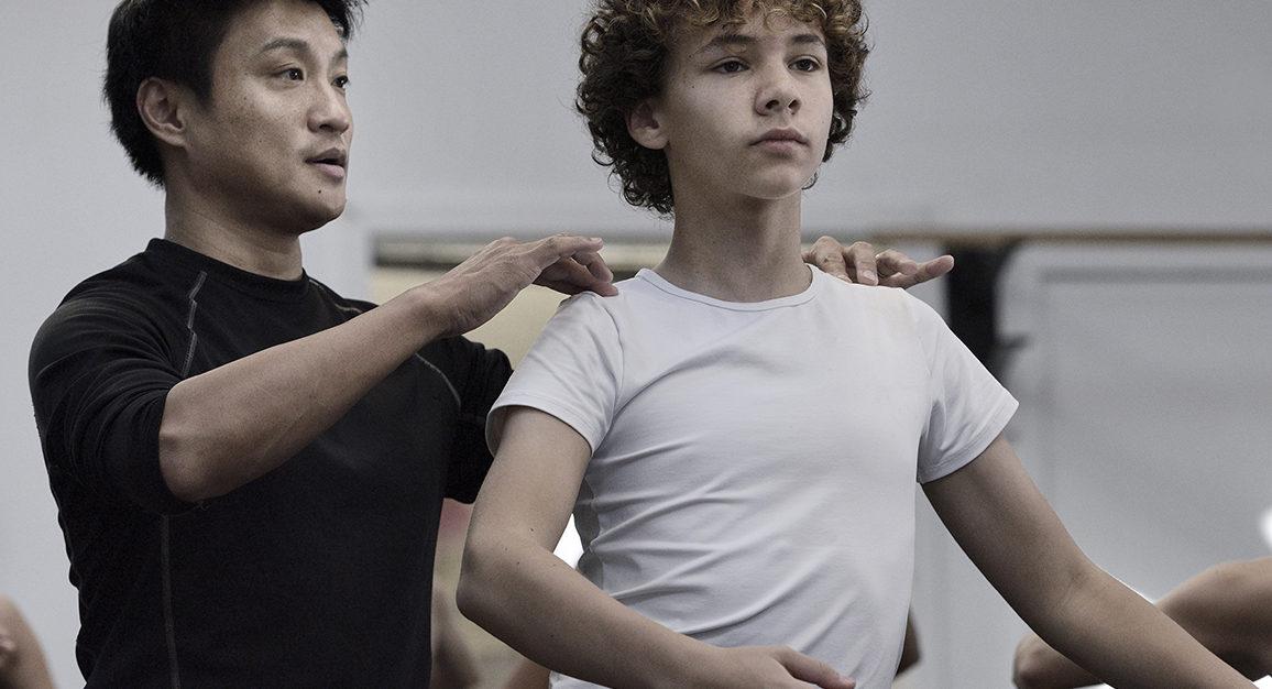 Arts Umbrella Boys Only Dance