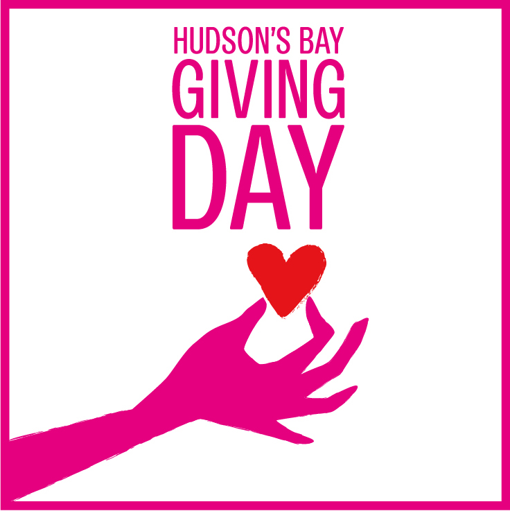Hudson's Bay supports Arts Umbrella