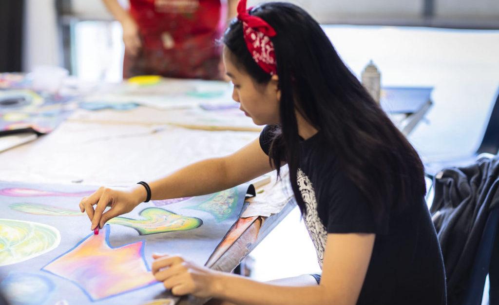 Arts Umbrella Advanced Visual Arts
