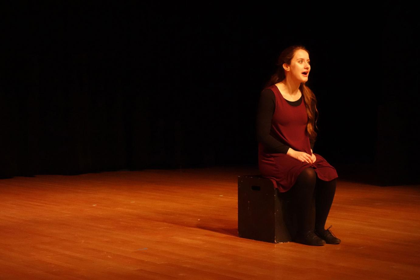Monologue from Uncle Vanya, performed by Arts Umbrella alumna Bonnie Duff