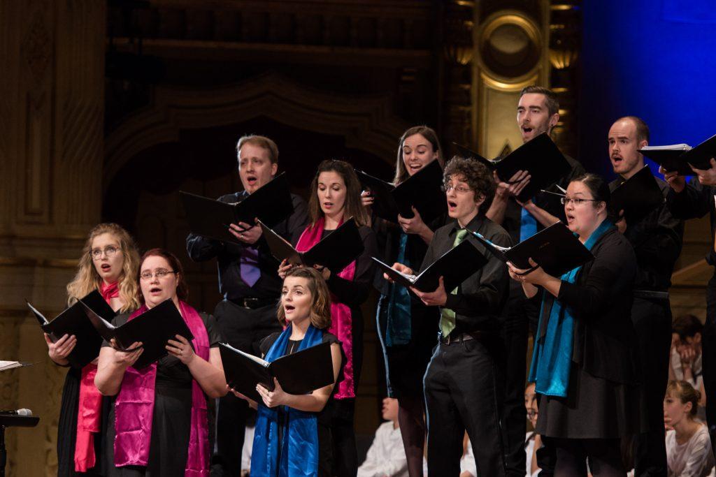 Sarabande chamber choir
