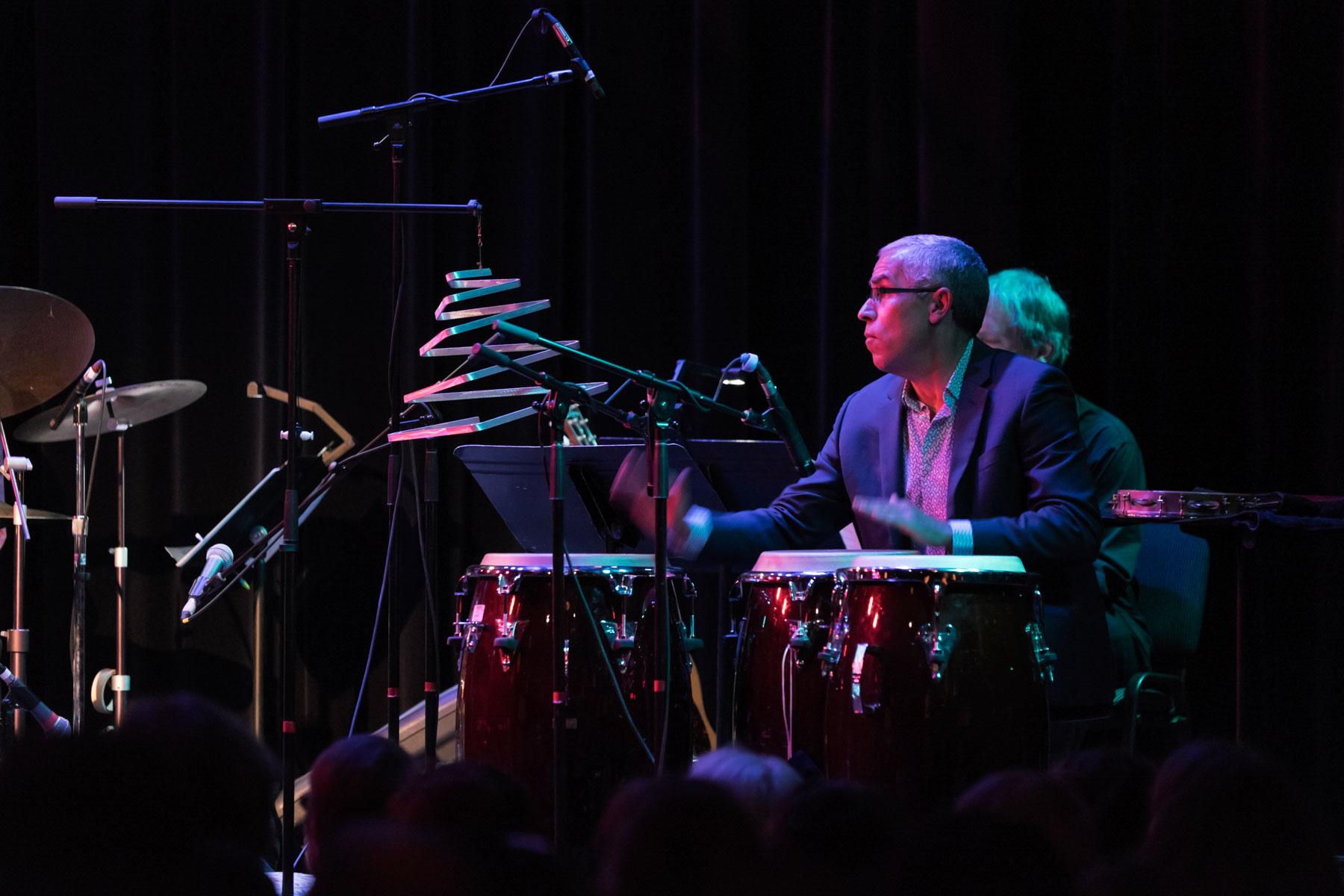 Drum Heat, The Vogue Theatre