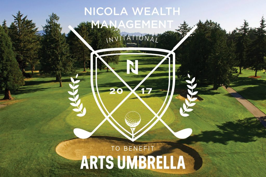 Nicola Wealth Management Invitational to benefit Arts Umbrella