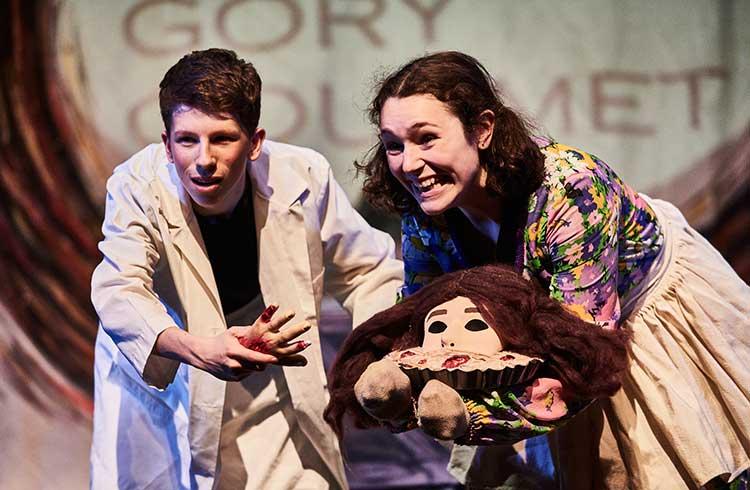 arts umbrella theatre and music expressions theatre festival