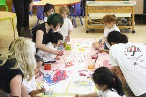 arts umbrella free community programs