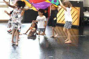 arts umbrella art immersion preschool