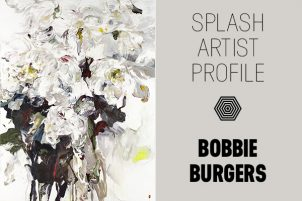 Bobbie Burgers Arts Umbrella Splash donation