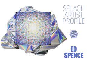 Ed Spence Arts Umbrella Splash