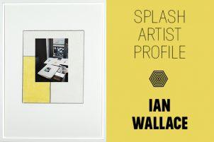 Ian Wallace Arts Umbrella Splash donation