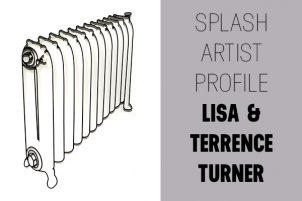 Lisa & Terrence Turner Arts Umbrella Splash