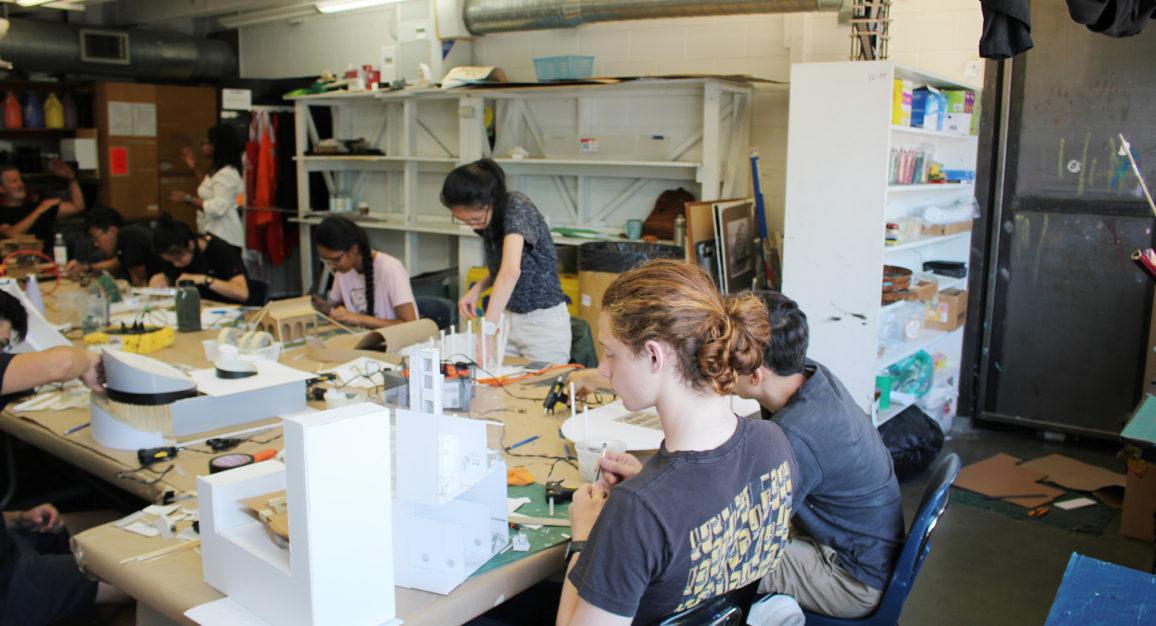 Arts Umbrella Architecture Summer Intensive Scholarship