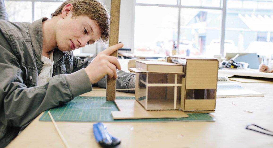 arts umbrella teen architecture