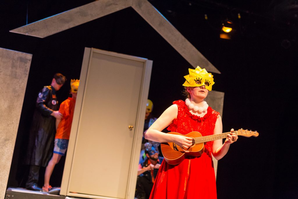 Mr. Burns, a post-electric play, Studio 1398, Little Mountain Lion Productions