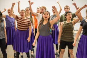 arts umbrella musical theatre troupe