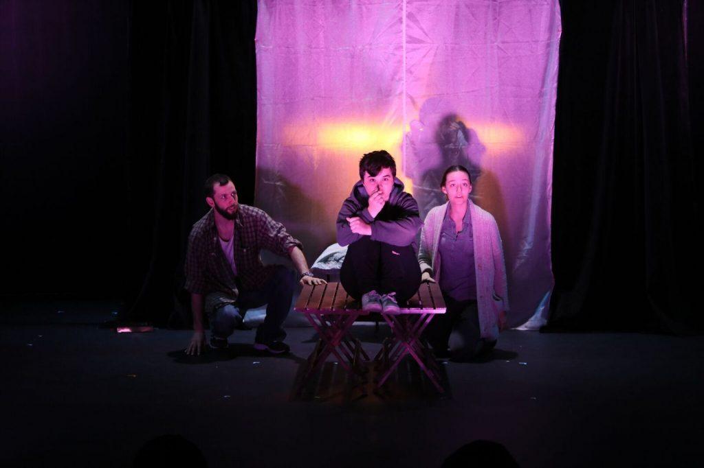 "Arts Umbrella Theatre presents ""Missing"" (Photo: Tim Matheson)"