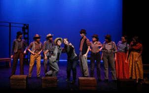 "Arts Umbrella Expressions Theatre Festival presents ""Oklahaoma!"" (Photo: Tim Matheson)"