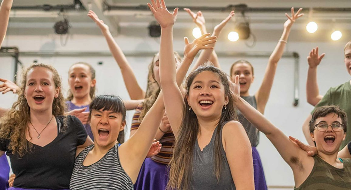 Summerstage Musicl Theatre Intensive