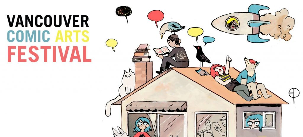 Vancouver Comic Arts Festival 2018