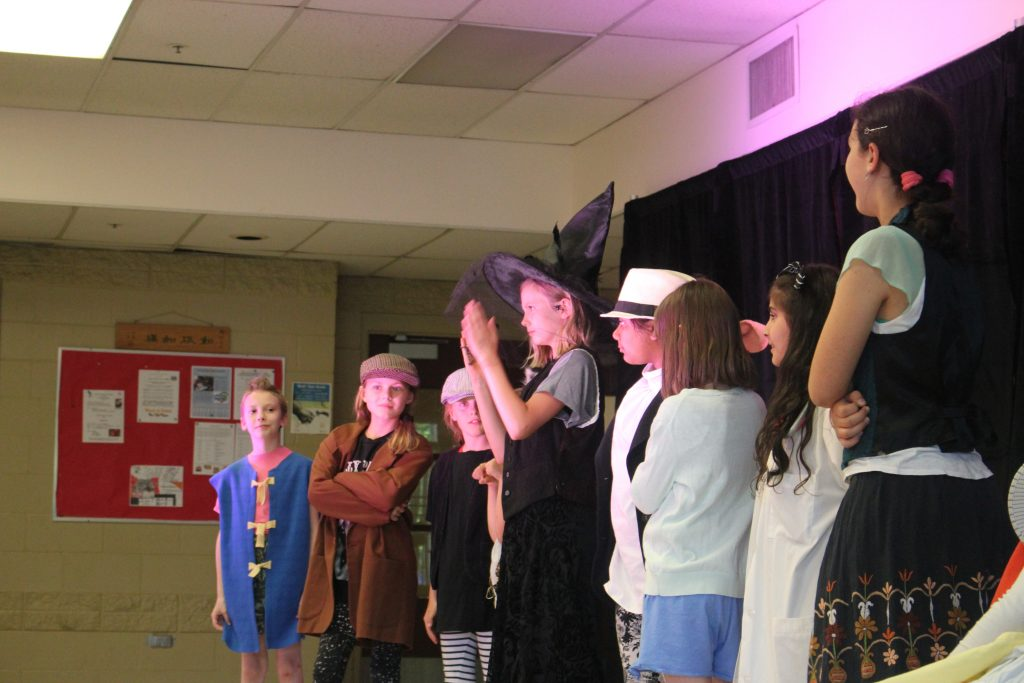 Arts Umbrella Open Stage Community Program