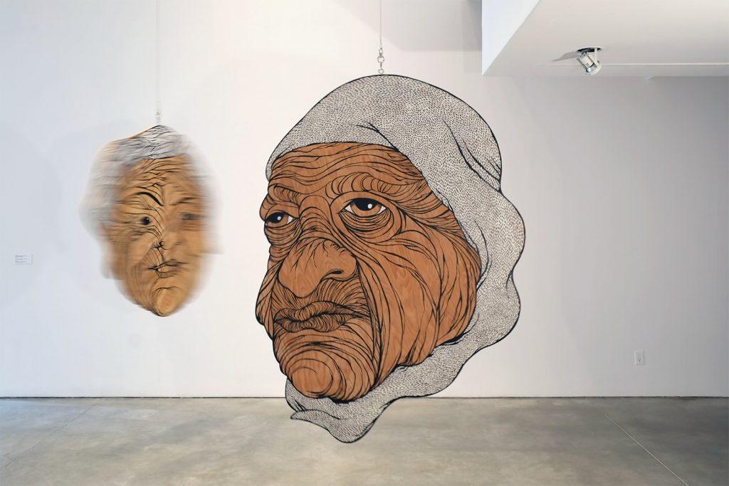 Joni Taylor Emily Carr exhibit