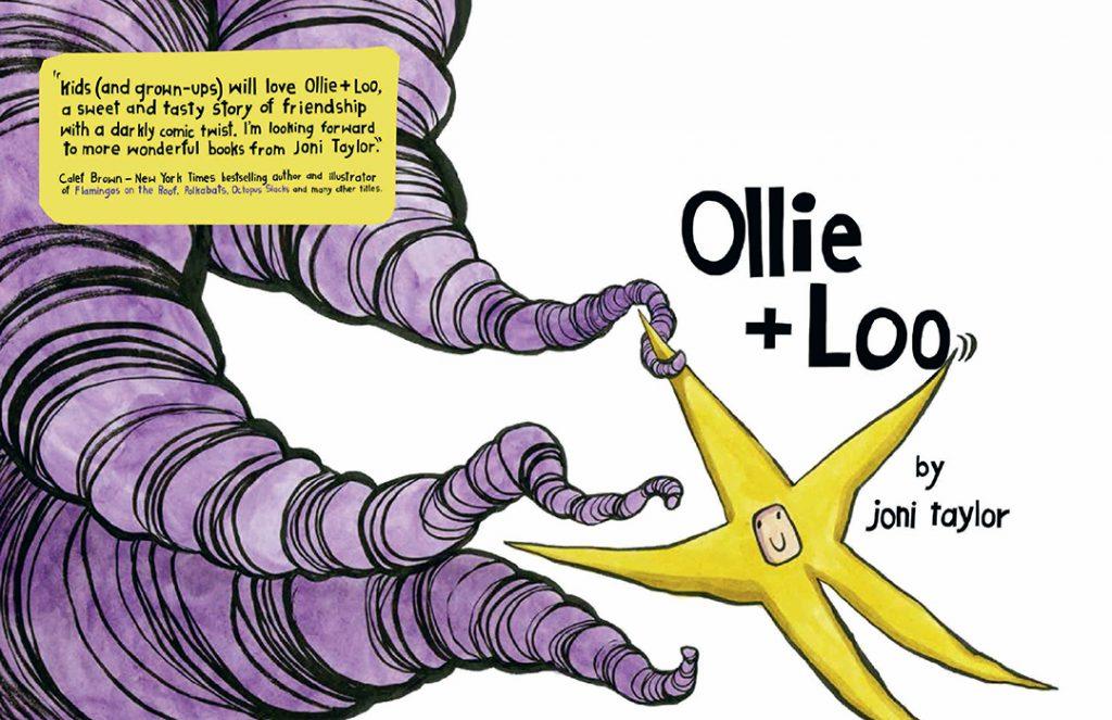 Joni Taylor Ollie + Loo