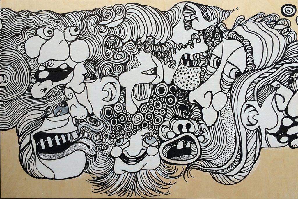 Joni Taylor mural