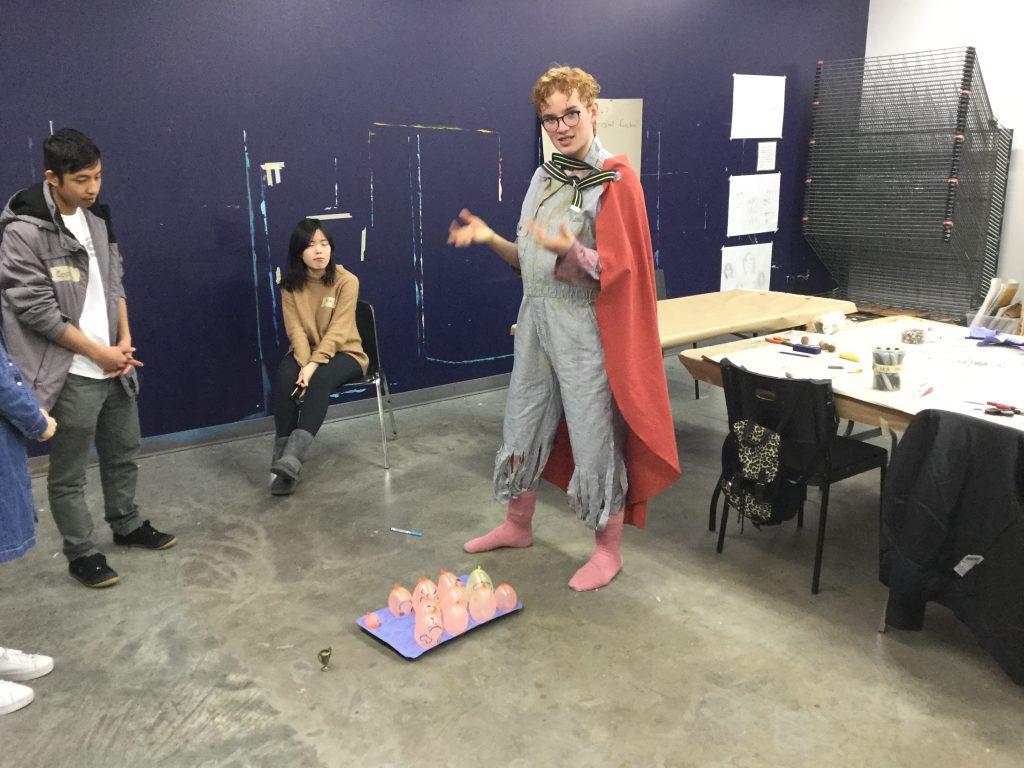 Arts Umbrella-Surrey Teen Visual Arts Scholarship Program