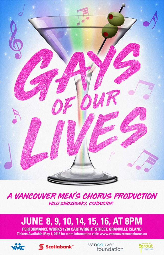 Vancouver Men's Chorus: Gays of Our Lives
