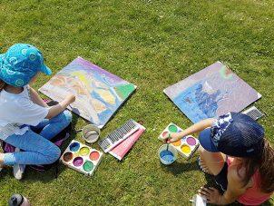 Summer Camp at Arts Umbrella