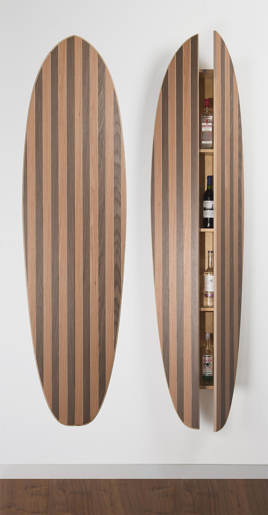 Surf Cabinet, 2018