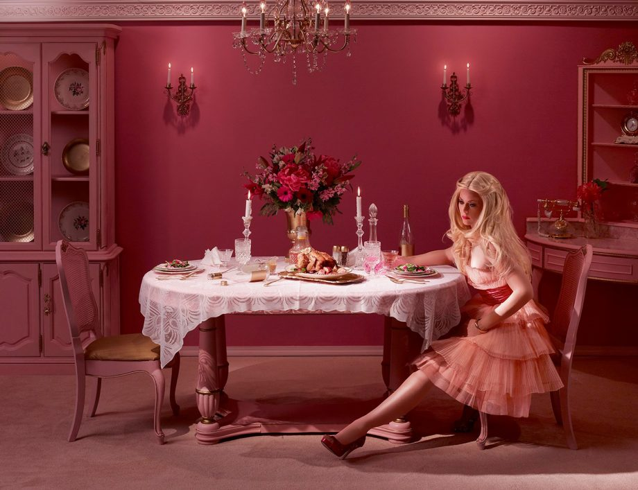 Dining Alone, 2012