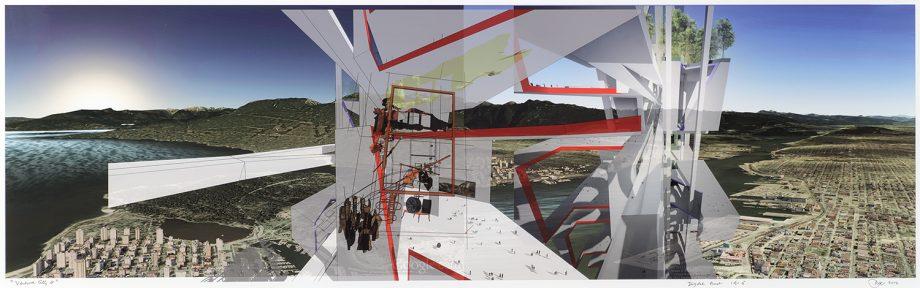 Vertical City II, 2012
