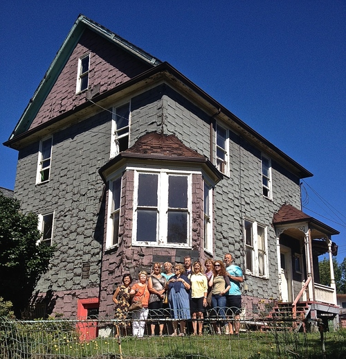 Heritage renewal Strathcona