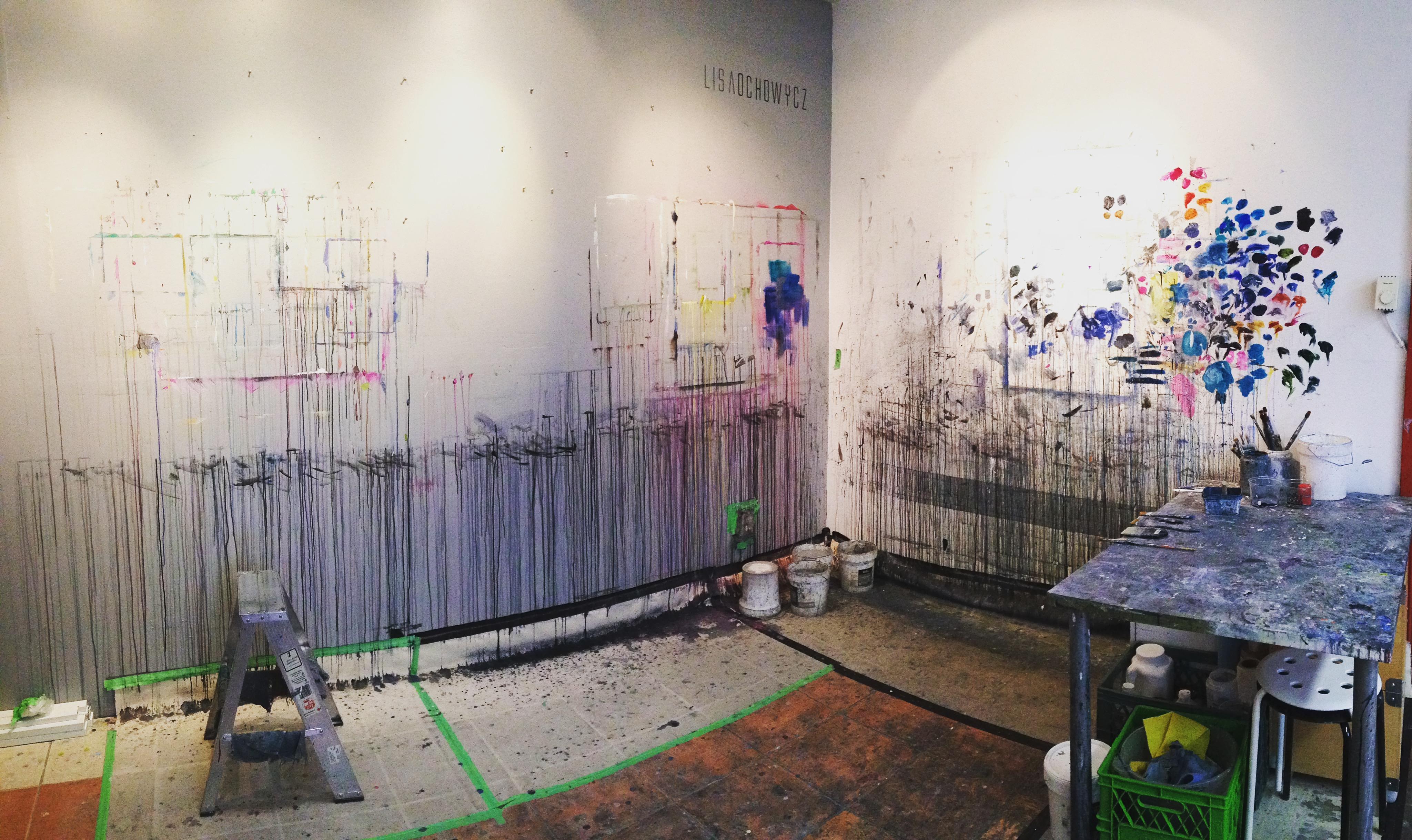 Lisa Ochowycz studio