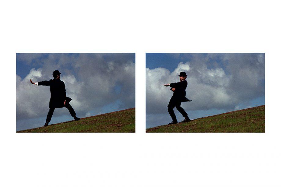 Stop Dancing Diptych, 2012