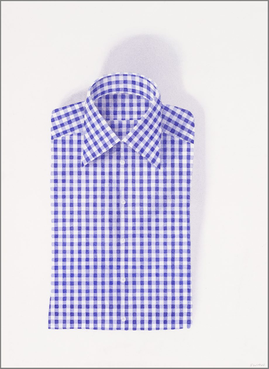 Gingham Navy Blue, 2015