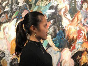 Michelle Nguyen artist