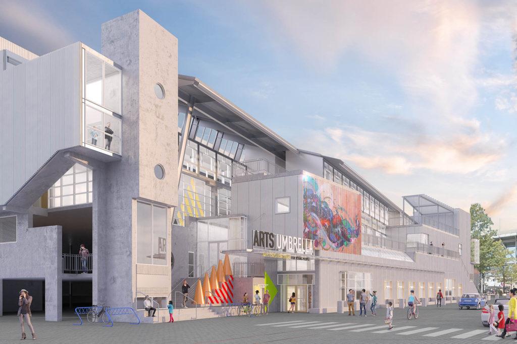 Arts Umbrella Announces Opening of New Arts Education Centre