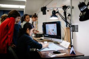 Arts Umbrella online classes
