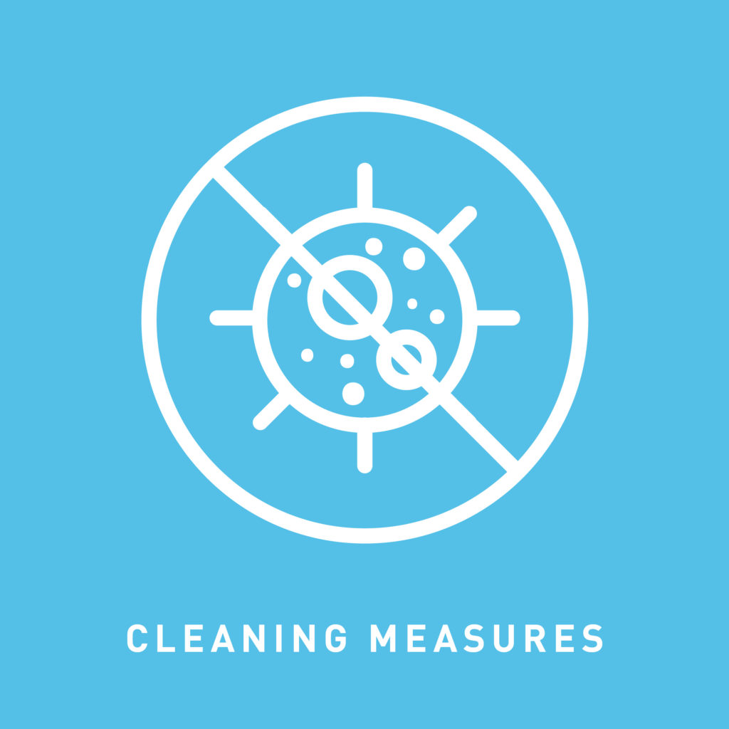 Cleaning Measures