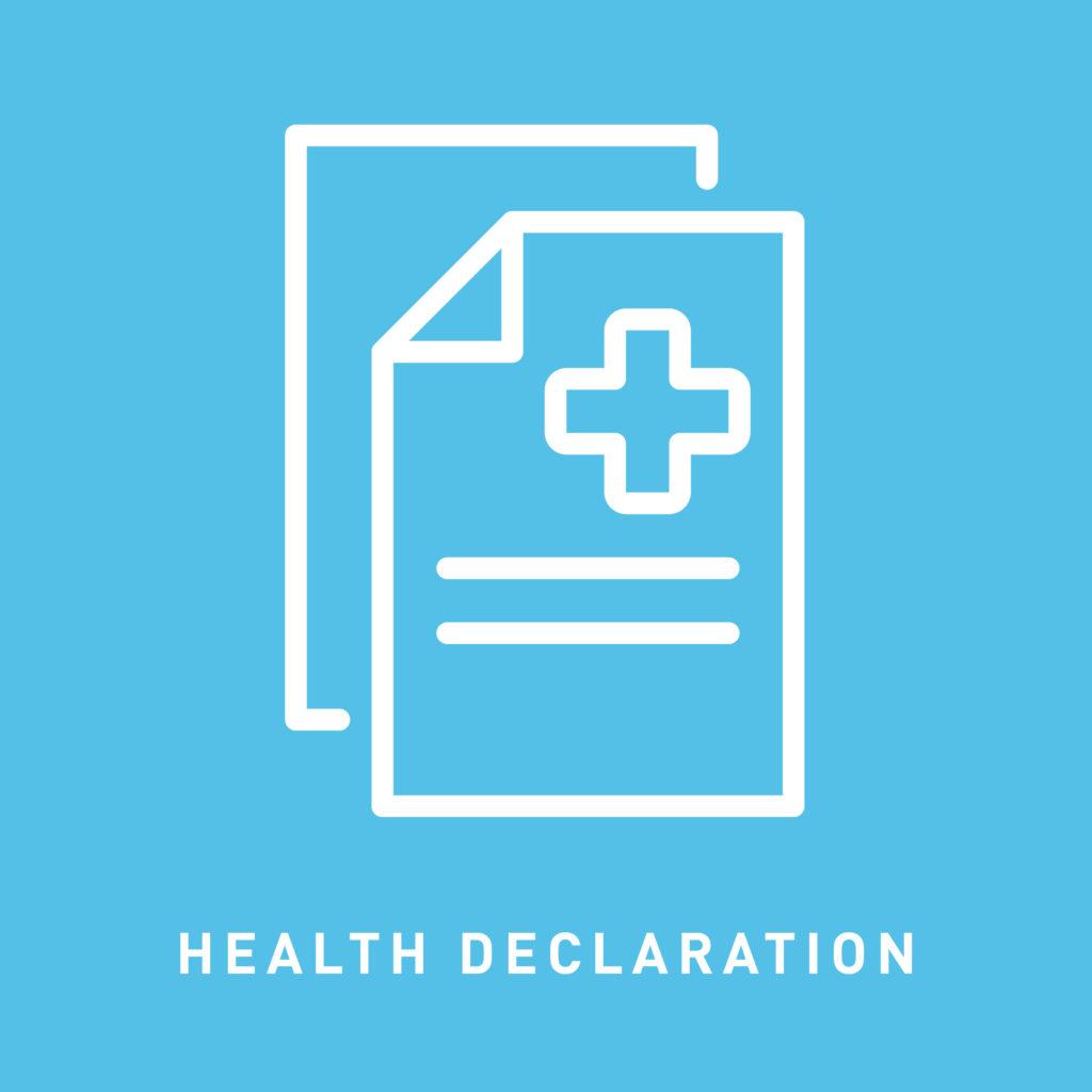 Health Declaration