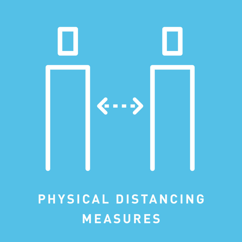 Physical Distancing Measures