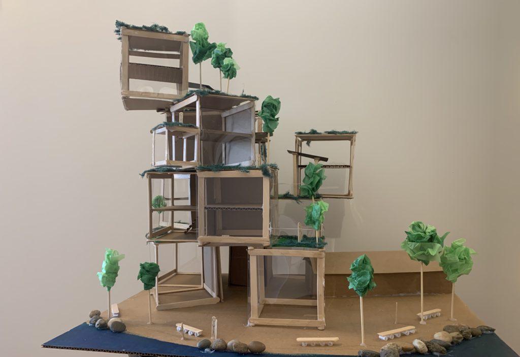 BTY Architecture Intensive - Camille Gratton