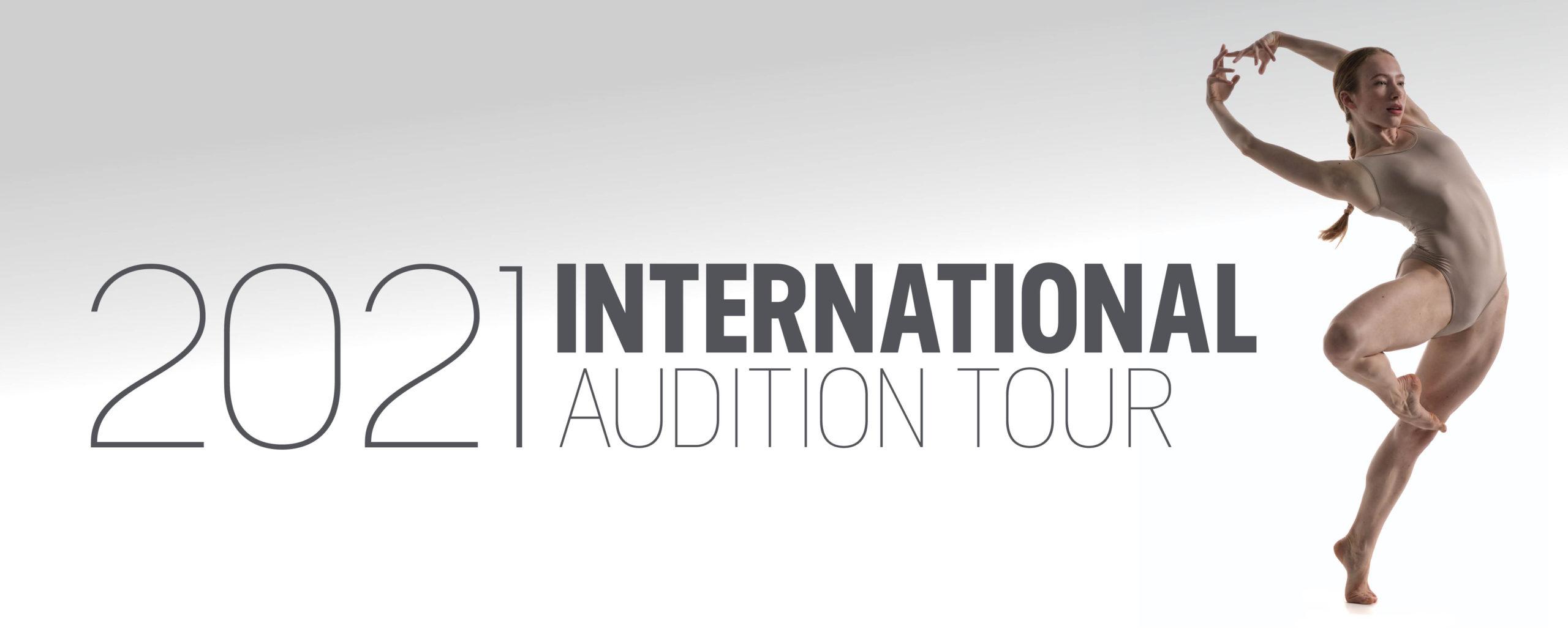 2021 International Audition Tour | Arts Umbrella Dance