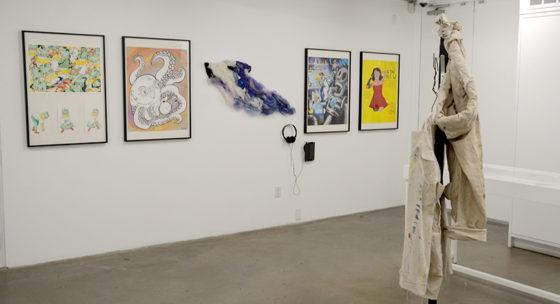 Arts Umbrella Art & Design Student Exhibitions