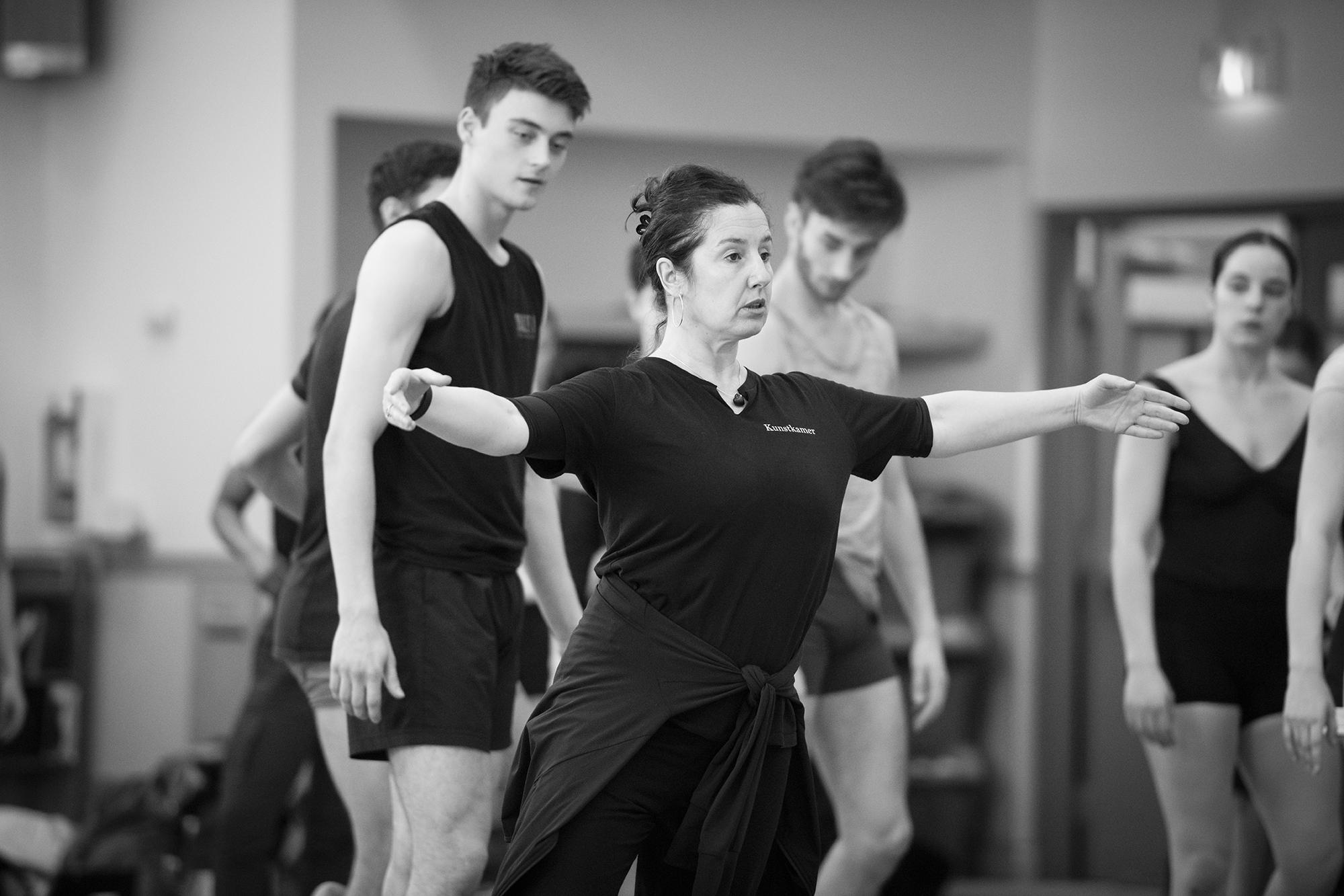 Arts Umbrella Dance Guest Faculty Francesca Caroti